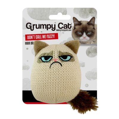 Grumpy Cat Knit Pouncey Cat Toy