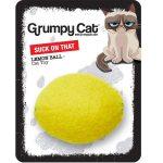 Grumpy Cat Lemon Ball
