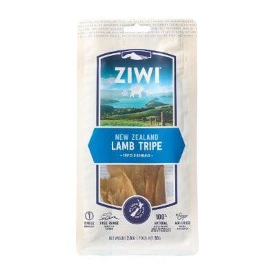 ZiwiPeak Dog Chews Lamb Tripe 80g
