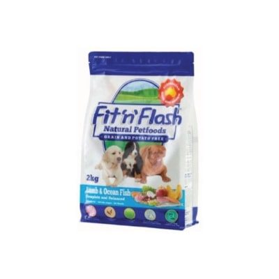Fit N Flash Lamb & Ocean Fish 2kg