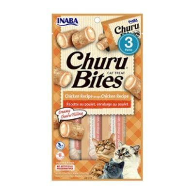 Inaba Churu Bites – Chicken