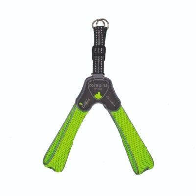 Cinquetorri Harness Green Fluro