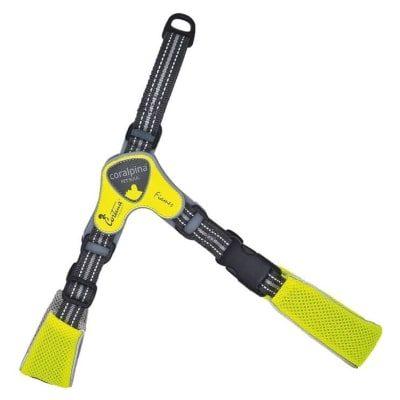 Fiames Harness Yellow Fluro