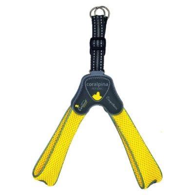 Cinquetorri Harness Yellow Fluro