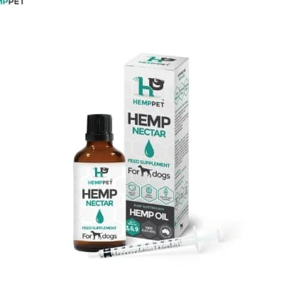 Hempseed Nectar for Dogs 100ml