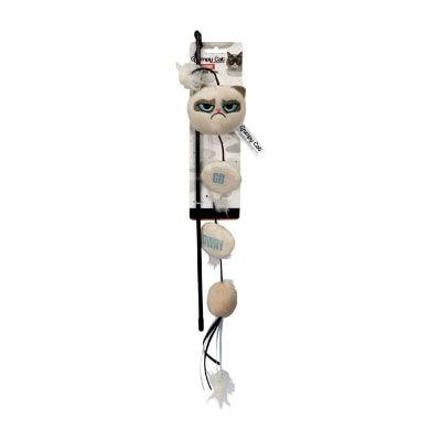 Grumpy Cat Annoying Plush Cat Wand