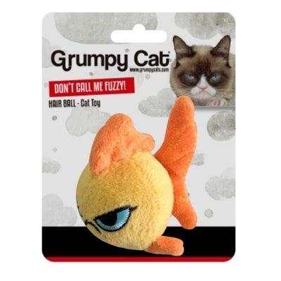 Grumpy Cat Goldfish Ball