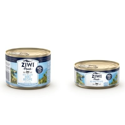 Ziwi Peak Wet Hoki Recipe for Cat