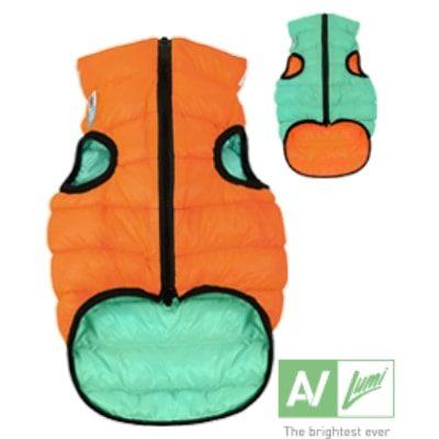 Airyvest Lumi Orange-Light Green