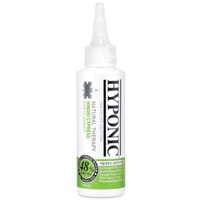 Hyponic Hinoki Cypress Ear Cleaner – All dogs