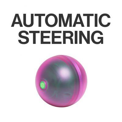 pidan® Pet Toy- Electronic Dodgeball for Cat- Purple