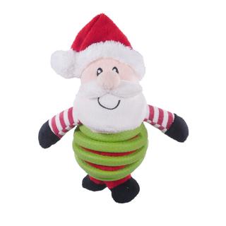 Rubber Belly Santa