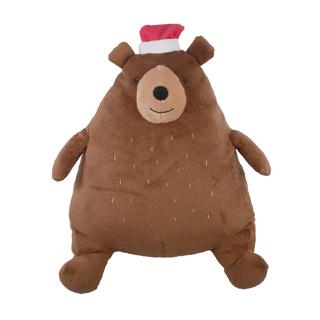 Festive Giggling Bear