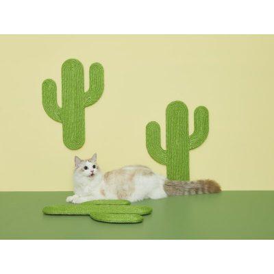 Vetreska® Cat Oasis Cactus Scratching Pad