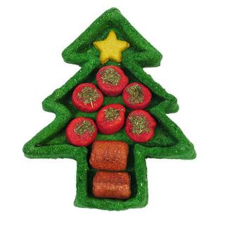 Edible Christmas Puzzle Tree