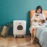 Petkit Pura X Automated Self-Clean Cat Litter Box