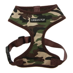 Urban Pup – Camouflage Harness