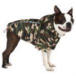 Urban Pup's Camouflage Rainstorm Rain Coat